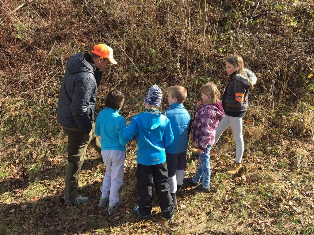 Jugendförderung Waldtag